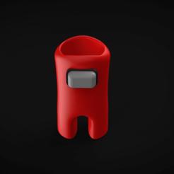image5.png Télécharger fichier STL Entre nous, stand de crayons et de stylos • Modèle pour imprimante 3D, RahulSha