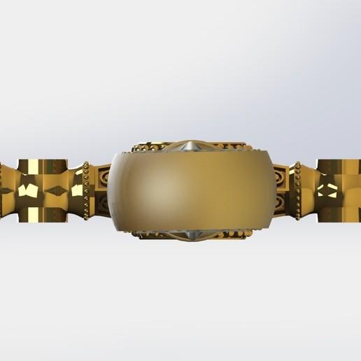 preview5.JPG Download STL file Masonic Ceremony Sword-Ready 3D Print • 3D printable template, GokBoru
