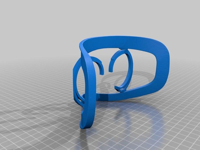 00b1a8f1aa5cb27ba6eec6ce58d4d6df.png Download free 3MF file Pimax 5k/8k - Lens Lab Rift lenses mount - update 190509 • 3D printing object, Ziddan
