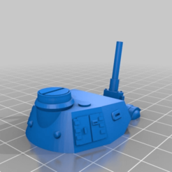 Download free STL file Panzer 3 G 28mm split/modded for ease of print and assembly • 3D printer object, Ziddan