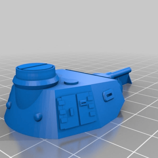 e528b506da6c166962843a814ac632cd.png Télécharger fichier STL gratuit Panzer 3 G 28mm divisée/modifiée pour faciliter l'impression et le montage • Modèle pour impression 3D, Ziddan