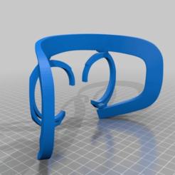 3a9ef7f3c650e69cc45b499633ba6a2d.png Download free 3MF file Pimax 5k/8k - Lens Lab Rift lenses mount - update 190509 • 3D printing object, Ziddan
