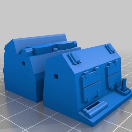 211145432fa13aa239090182b8929a2d.png Télécharger fichier STL gratuit Panzer 3 G 28mm divisée/modifiée pour faciliter l'impression et le montage • Modèle pour impression 3D, Ziddan
