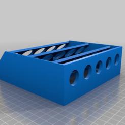 64c76015d0c876ee005f2744ebb772d4.png Download free STL file Shortened dropper bottle holder • 3D printable design, Ziddan