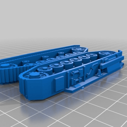 2a20a39208c7ad4d335646aa1515d899.png Télécharger fichier STL gratuit Panzer 3 G 28mm divisée/modifiée pour faciliter l'impression et le montage • Modèle pour impression 3D, Ziddan