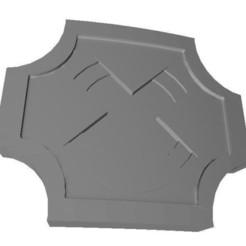 Снимок 1.JPG Download STL file Millefiore - Belt Buckle • 3D printing model, DmitryTopaz