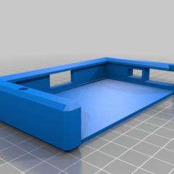 Fiio_M9_case_2.png Download free STL file Fiio M9 case • 3D printer model, MikeRuby