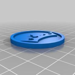 85a177988ff2eed4daefddf3127b0a25.png Download free STL file King Token • 3D printable object, halt07