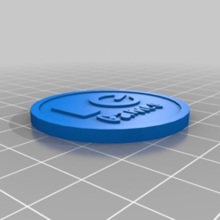 388c1a4d62b3d6d13b7d2dded95ba218.png Download free STL file BC Games Token • 3D printable model, halt07