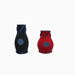 Vase of happiness v2.png Download STL file Vase of hapinness • 3D print design, Manbrik