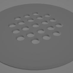 WMMJS.PNG Download STL file Wide mouth mason jar spice top • 3D print model, cybergothpunkfreak