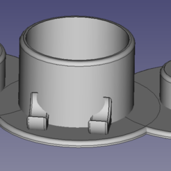 Capturecirc.PNG Download STL file DabStationCicular • 3D printable design, cybergothpunkfreak