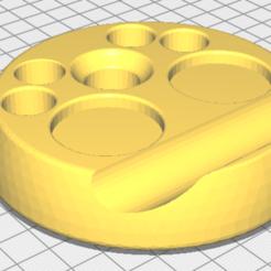 Capture222.PNG Download STL file Dabstation 3.0 • 3D print template, cybergothpunkfreak