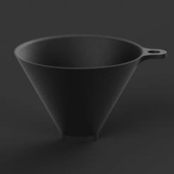 Starry_3.0_funnel_tamper.png Download free STL file Funnel for X-MAX Starry 3.0 Vaporizer + tamper • Template to 3D print, eremef