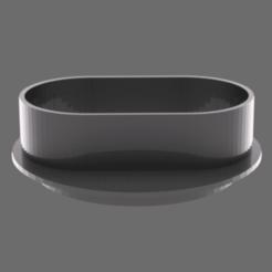 adapter.png Télécharger fichier STL gratuit Porte-filtre Brita à adaptateur pour bocal de 4l • Objet pour imprimante 3D, eremef