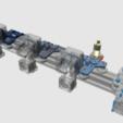 Angle-Top-View-All.png Télécharger fichier STL gratuit Tevo Tarantula Direct E3D Titan X-Carriage • Design pour impression 3D, theFPVgeek