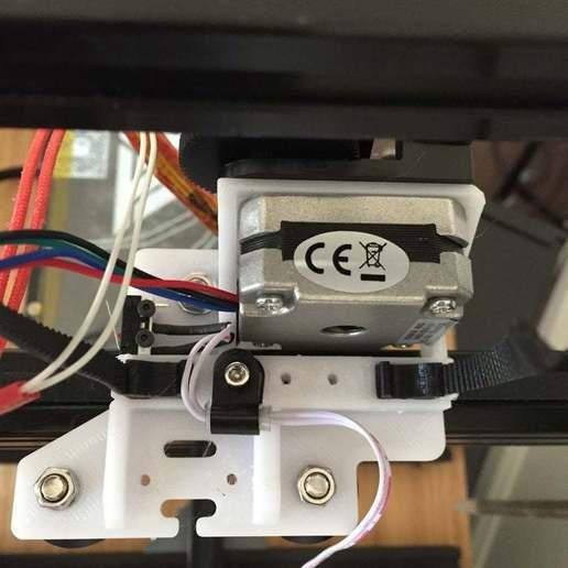 IMG_4286.jpg Télécharger fichier STL gratuit Tevo Tarantula Direct E3D Titan X-Carriage • Design pour impression 3D, theFPVgeek