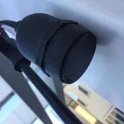 Télécharger fichier STL gratuit Bouchon de prise de courant pour ampoule • Plan pour impression 3D, theFPVgeek