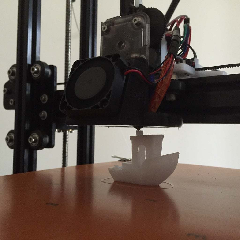 IMG_4298.jpg Télécharger fichier STL gratuit Tevo Tarantula Direct E3D Titan X-Carriage • Design pour impression 3D, theFPVgeek