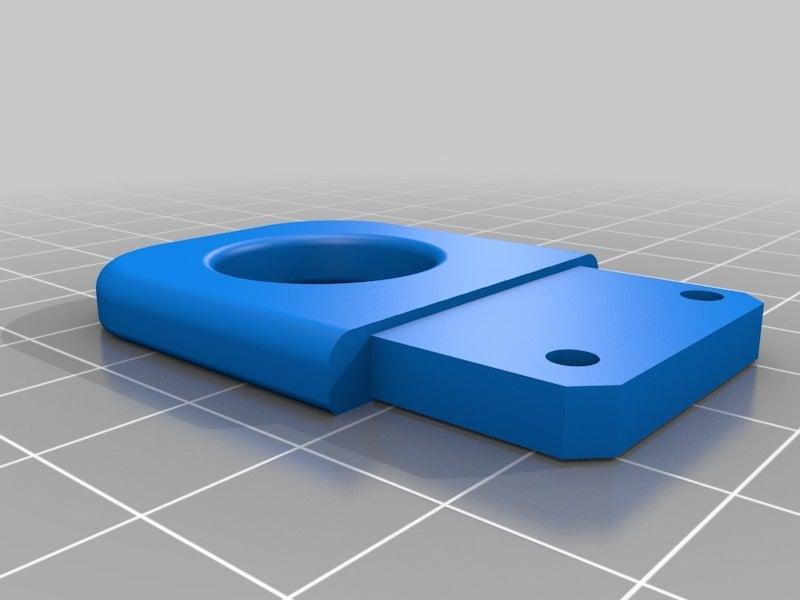 75ae782cf82c15057dbe1de58d8e02eb.png Télécharger fichier STL gratuit Tevo Tarantula Direct E3D Titan X-Carriage • Design pour impression 3D, theFPVgeek