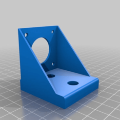 b620018c73fdcd6155cba884e41c0ba8.png Download free STL file Prusa i3 MK2 Bowden Mod - PSU Titan Extruder Mount • 3D printer template, theFPVgeek