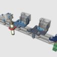 Back-Angle-View-All.png Télécharger fichier STL gratuit Tevo Tarantula Direct E3D Titan X-Carriage • Design pour impression 3D, theFPVgeek