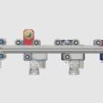 Bottom-View-All.png Télécharger fichier STL gratuit Tevo Tarantula Direct E3D Titan X-Carriage • Design pour impression 3D, theFPVgeek