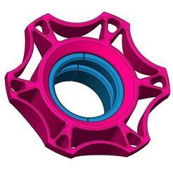 Spool_Lock_1.JPG Download free STL file Ender 3 PRO Standard Spool Holder Lock • Object to 3D print, 3dNova
