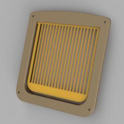 LkqX9hO.png Télécharger fichier STL Porte pour un chat • Modèle à imprimer en 3D, dianadoddla
