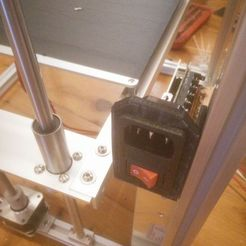 15826178_1261455820603790_3280093405126129781_n.jpg Télécharger fichier STL gratuit 2020 IEC Fuse Chassis Male Power Plug with Switch Mount • Plan à imprimer en 3D, campbellfabrications