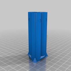 cebd6dd750cdfe56923f6b79b1895dbc.png Download STL file Nerf Sledgefire (Slug) • Design to 3D print, campbellfabrications