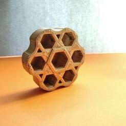 IMG_20201206_153511.jpg Download free OBJ file Butterfly handle m14 • 3D print object, leandroepradom