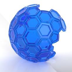 FallOfTitansShield.9.jpg Download OBJ file Greater Good Drone Shield • 3D printable design, RainformStudios