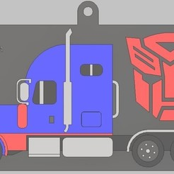 1.jpg Download STL file Keychain Optimus Prime • 3D printable object, deaa375