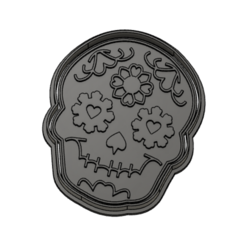b.PNG Download STL file halloween cookie cutter - 2pcs. • 3D printer template, vejarandresl