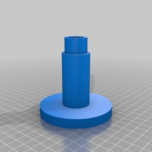 dumbell_part2.jpg Télécharger fichier STL gratuit Haltère de boîte de conserve par Samuel Bernier • Objet imprimable en 3D, ximenachata