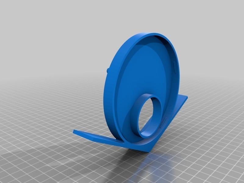corniche_et_porte_merle.jpg Télécharger fichier STL gratuit La maison de l'oiseau en boîte de conserve par Samuel Bernier, Projet RE_ • Plan pour imprimante 3D, ximenachata