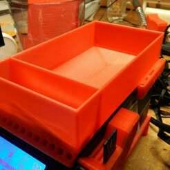 003.JPG Télécharger fichier STL gratuit CR-10 S/S3/S4/S5 Plateau d'outils et d'accessoires n° 2 • Plan pour imprimante 3D, JackHydrazine