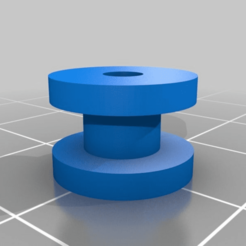 81511dd791e29654fa4d196181b3f451.png Download free STL file 1010 Standard Rail Button • 3D print object, JackHydrazine