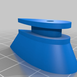 "9d281c9d4420d163b277448d3bc6b398.png Download free STL file 1010 Aero Rail Button with 3/8"" (9.53mm) Standoff • 3D printer object, JackHydrazine"