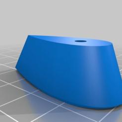 "cae75e15aaf8e042cac5cbfddcb9ee4a.png Download free STL file 1010 Conformal Aero Rail Button 1/2"" (12.7mm) Standoff • 3D printer design, JackHydrazine"