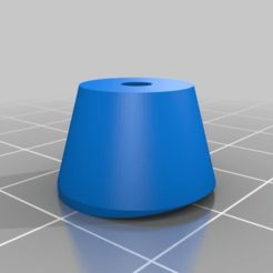 f6ab00a321ce0fbed23acd4dc861fd74.png Download free STL file 1010 Conformal Standard Rail Button Standoff - 66mm/2.56in Airframe • 3D printable design, JackHydrazine