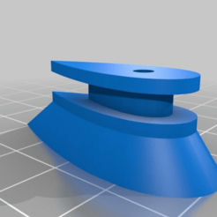 "a5aa84566a35a8270144a8d3669fb00a.png Download free STL file 1010 Aero Rail Button with 1/4"" (6.35mm) Standoff • 3D printing design, JackHydrazine"