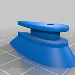 "12c9b7e441c726f002185625d77ed7bf.png Download free STL file 1010 Aero Rail Button with 1/4"" (6.35mm) Standoff Rounded • 3D print model, JackHydrazine"