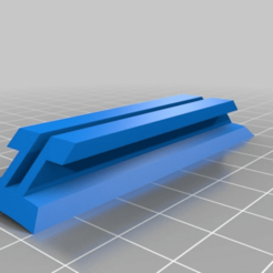 509e54a952962e3f39cec13118e13a4f.png Download free STL file 1515 Conformal Rail Guide 98mm (Adhesive Version) • Template to 3D print, JackHydrazine