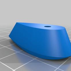 "74292a3d0d292e919282e991be8a77f1.png Download free STL file 1010 Conformal Aero Rail Button 3/8"" (9.53mm) Standoff • 3D printer model, JackHydrazine"