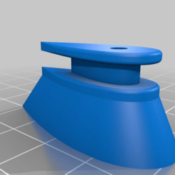 "dfd7f3631716e730cc6c6b246a59753c.png Download free STL file 1010 Aero Rail Button with 3/8"" (9.53mm) Standoff Rounded • Design to 3D print, JackHydrazine"