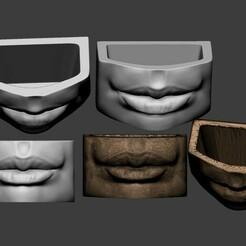 IMG-20200923-WA0019.jpg Télécharger fichier STL Vase de bouche • Objet imprimable en 3D, martamzt