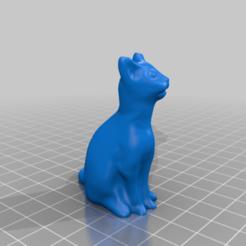 adorable_cat.png Télécharger fichier STL gratuit Adorable chat • Plan imprimable en 3D, lysithea81