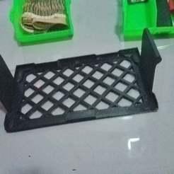 Télécharger fichier STL gratuit Porte-boîtes empilable avec poignées • Modèle pour impression 3D, lysithea81